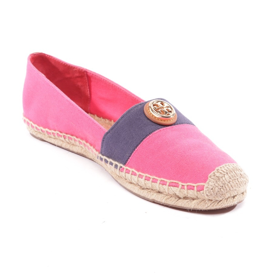 loafers from Tory Burch in pink and blue size EUR 40 US 9,5