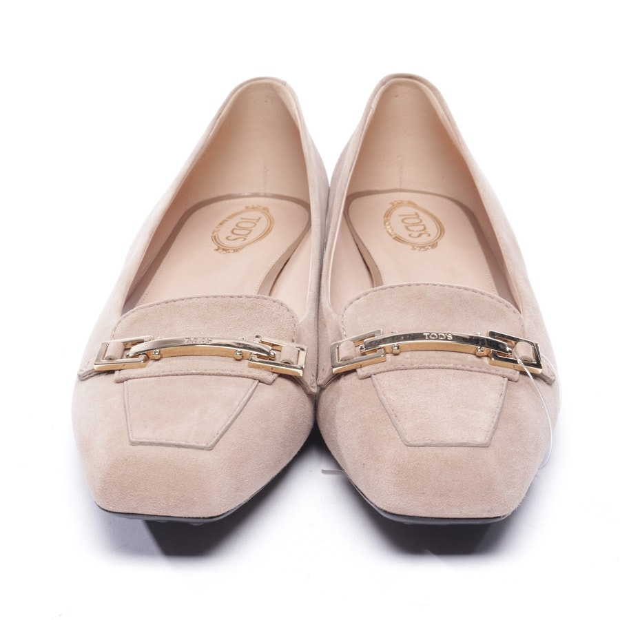 pumps from Tod´s in beige brown size EUR 38