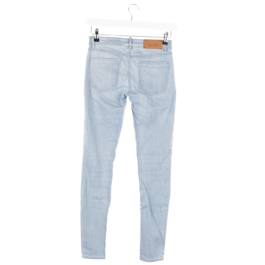 Jeans von Marc O'Polo in Hellblau Gr. W27 - Skara Slim