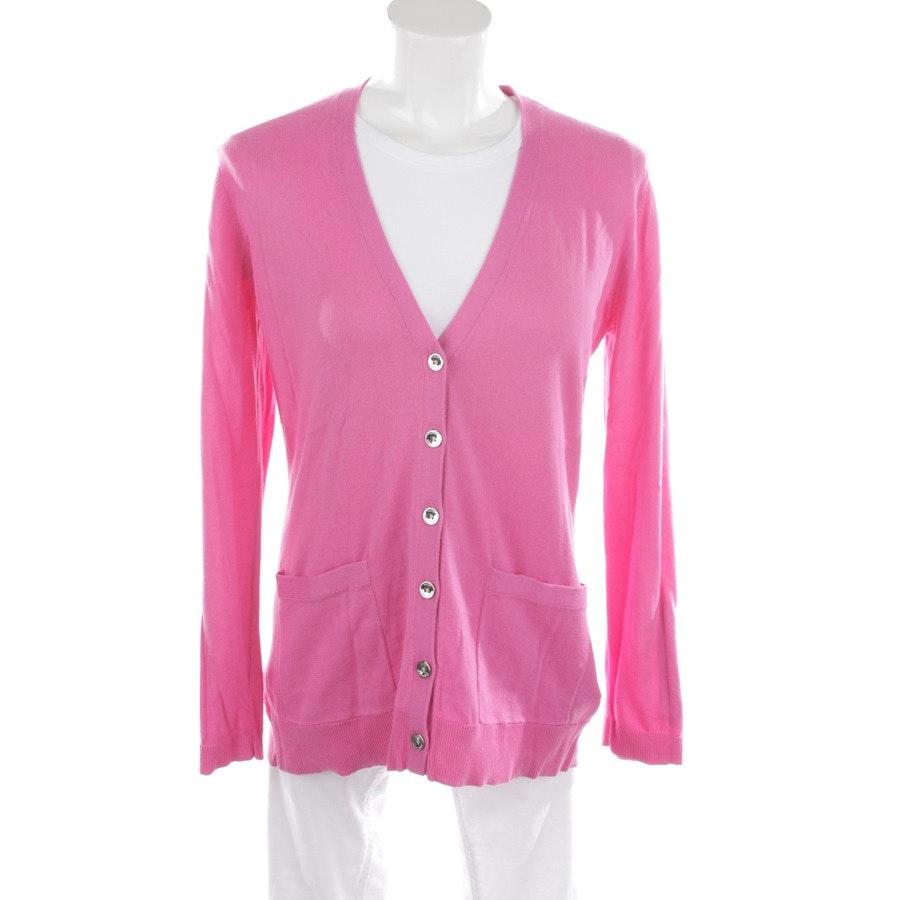 Strickjacke von Lauren Ralph Lauren in Pink Gr. M