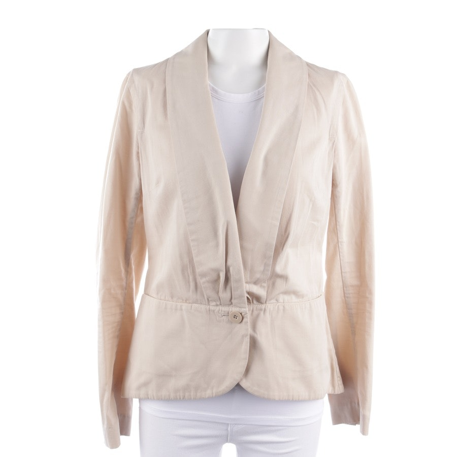 Sommerjacke von 7 for all mankind in Beige Gr. S