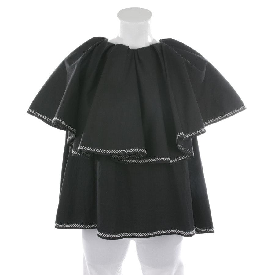 Bluse von Huishan Zhang in Schwarz und Weiß Gr. 36 UK 10 - Neu