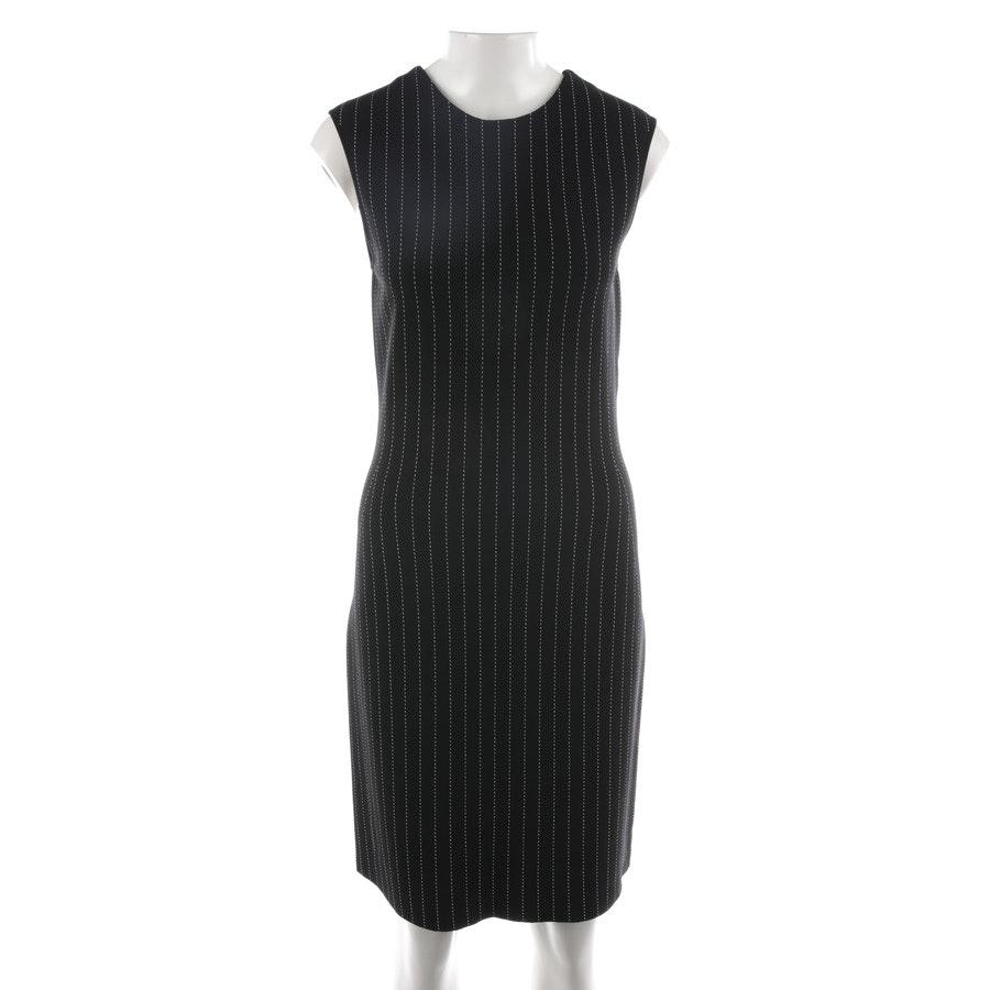 Kleid von Marc Cain in Schwarz und Weiß Gr. 38 N3