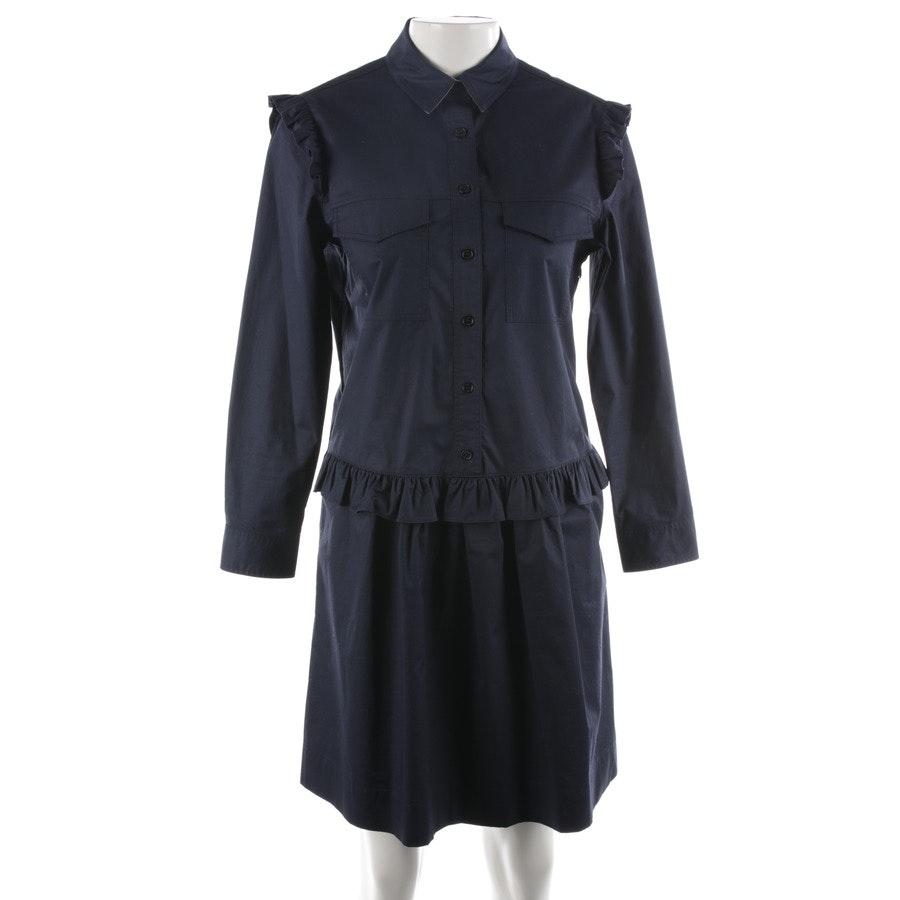 Kleid von Burberry London in Dunkelblau Gr. 34