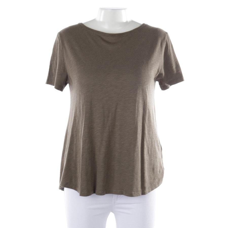 Shirt von Juvia in Olivgrün Gr. XS