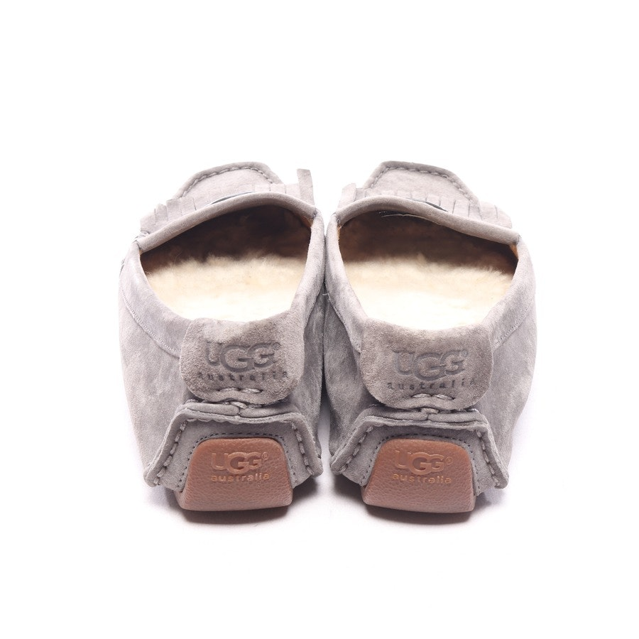 loafers from UGG Australia in grey size EUR 38 - ascot slipper