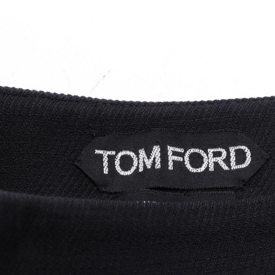 Bleistiftrock von Tom Ford in Schwarz Gr. 32 IT 38