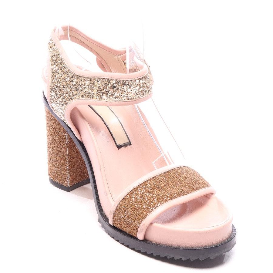 Sandaletten von N°21 in Multicolor Gr. EUR 39