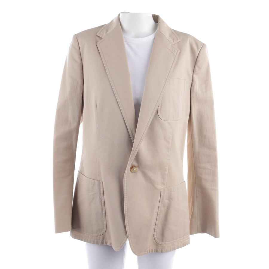 Blazer von Polo Ralph Lauren in Beige Gr. 44 US 14