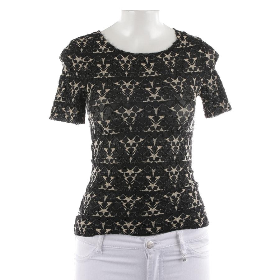 Shirt von Wolford in Schwarz Gr. M - Neu