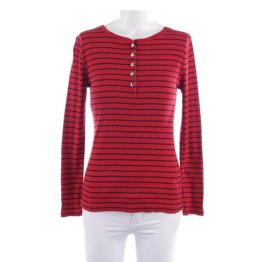 Longsleeve von Lauren Ralph Lauren in Rot und Schwarz Gr. S