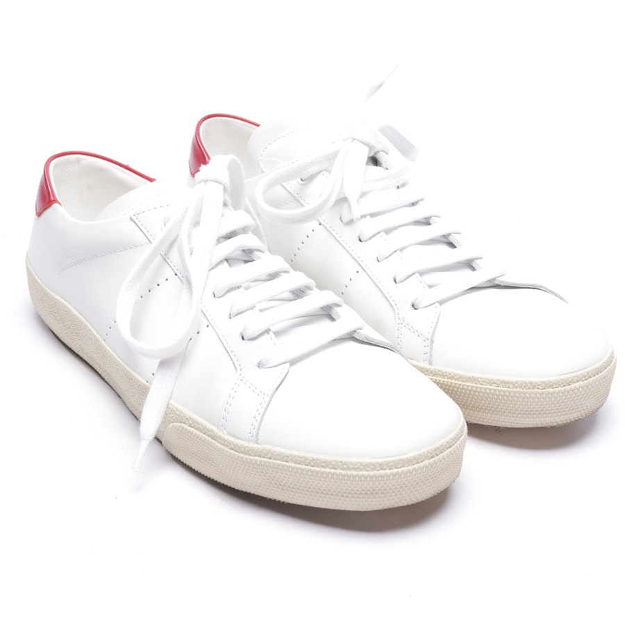 trainers from Saint Laurent in white and red size EUR 37 - new