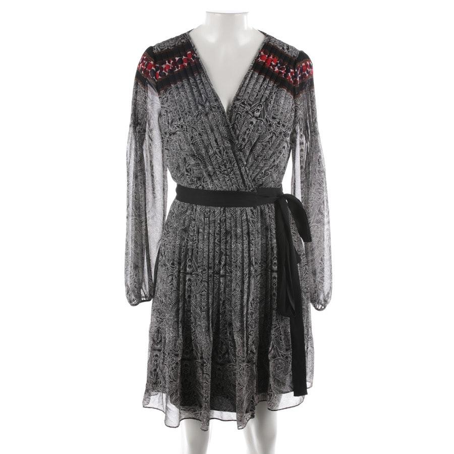 Kleid von Diane von Furstenberg in Multicolor Gr. 34 US 4