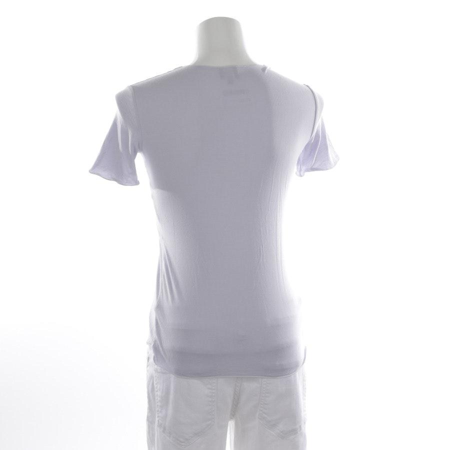 Shirt von Armani Collezioni in Flieder Gr. 34 IT40