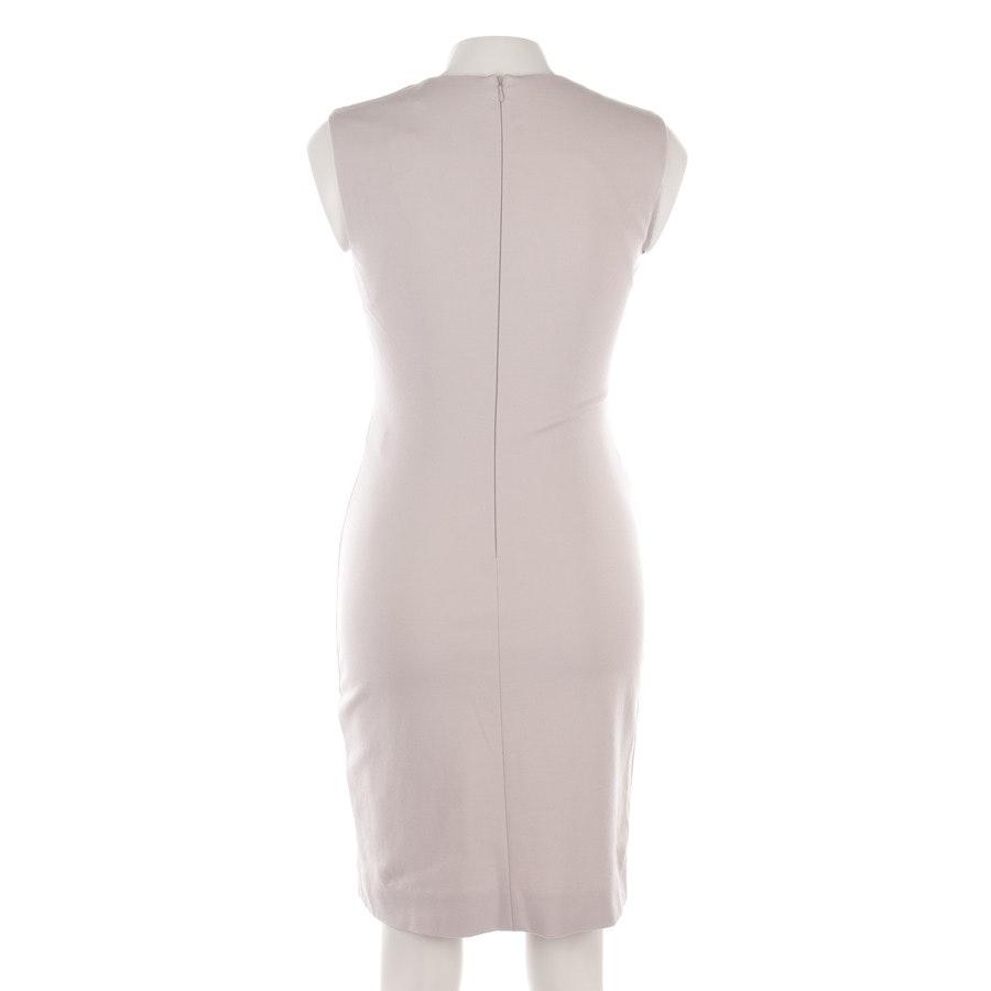 Kleid von Diane von Furstenberg in Grau und Schwarz Gr. DE 38 US 8