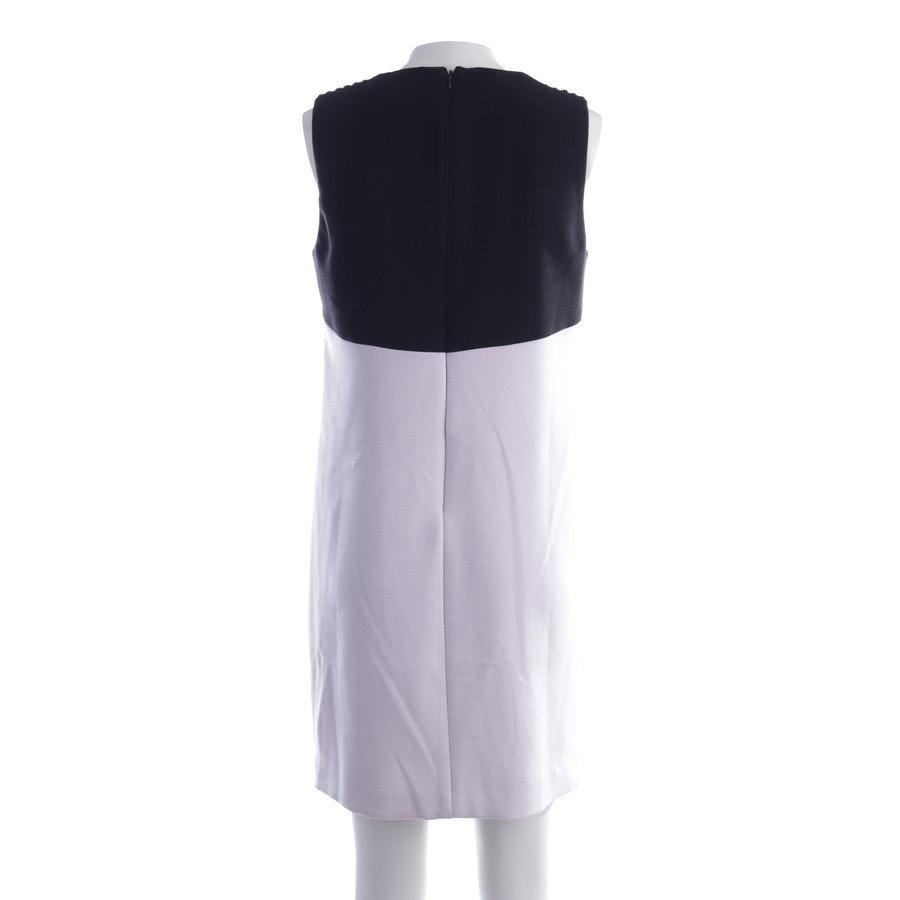 Kleid von Michael Kors in Weiß und Schwarz Gr. 34 US 4