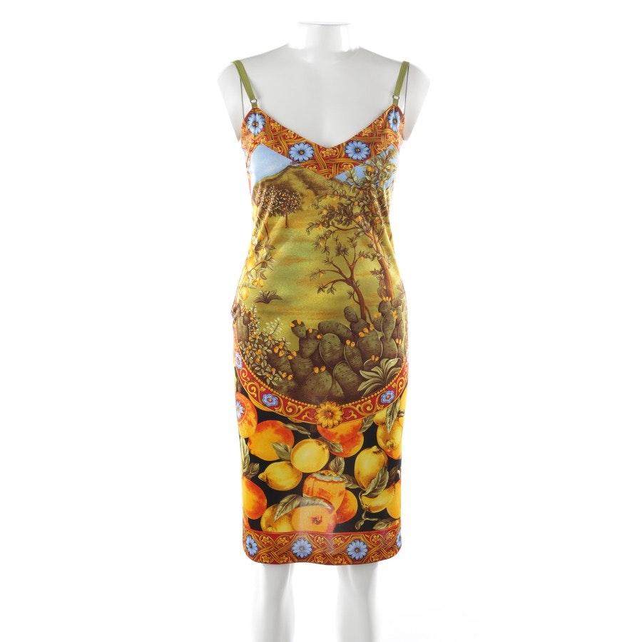 Kleid von Dolce & Gabbana Mare in Multicolor Gr. S