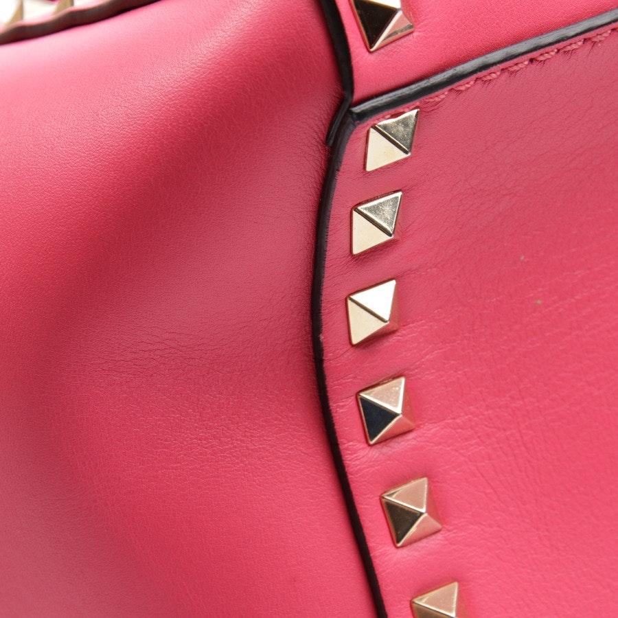 Handtasche von Valentino in Pink - Rockstud