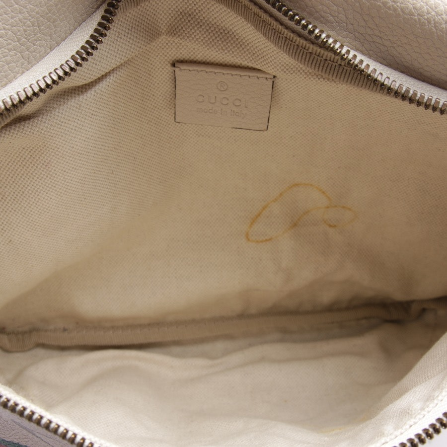 evening bags from Gucci in cream