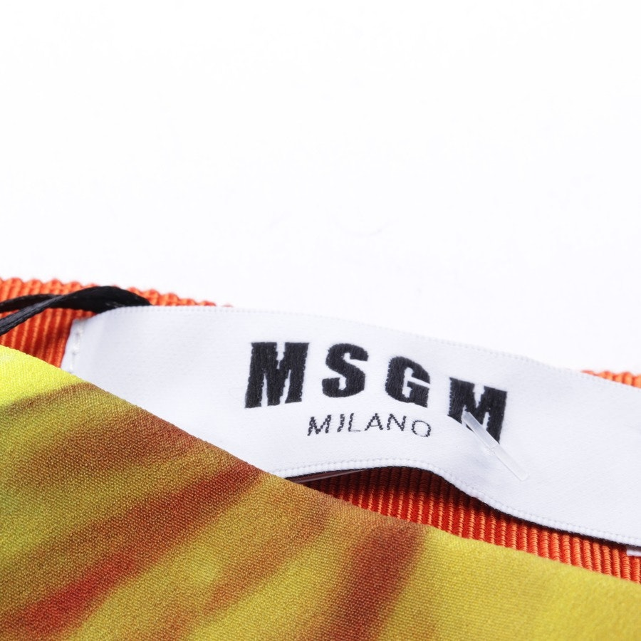 skirt from MSGM in multicolor size 36 IT 42 - new