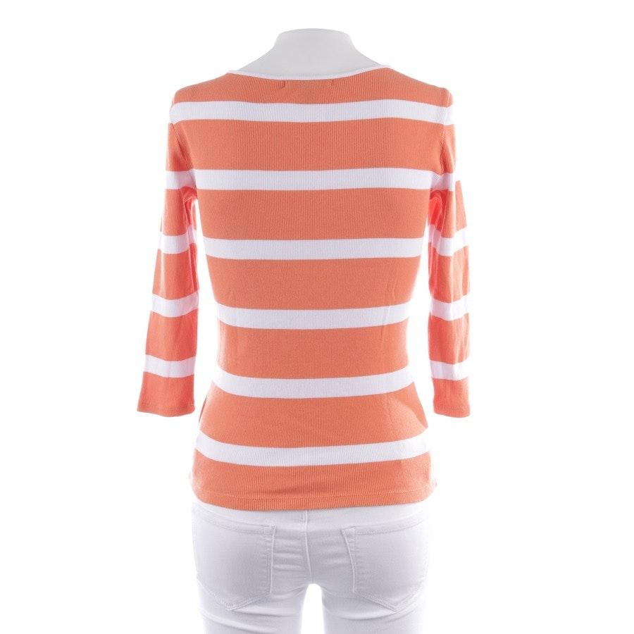 Shirt langarm von Lauren Ralph Lauren in Orange Gr. XS