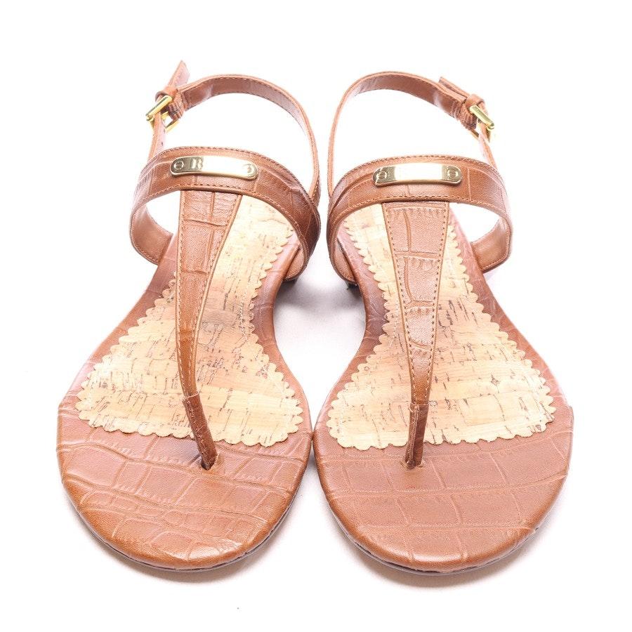 Sandalen von Lauren Ralph Lauren in Braun Gr. EUR 36 US 5,5 - Neu