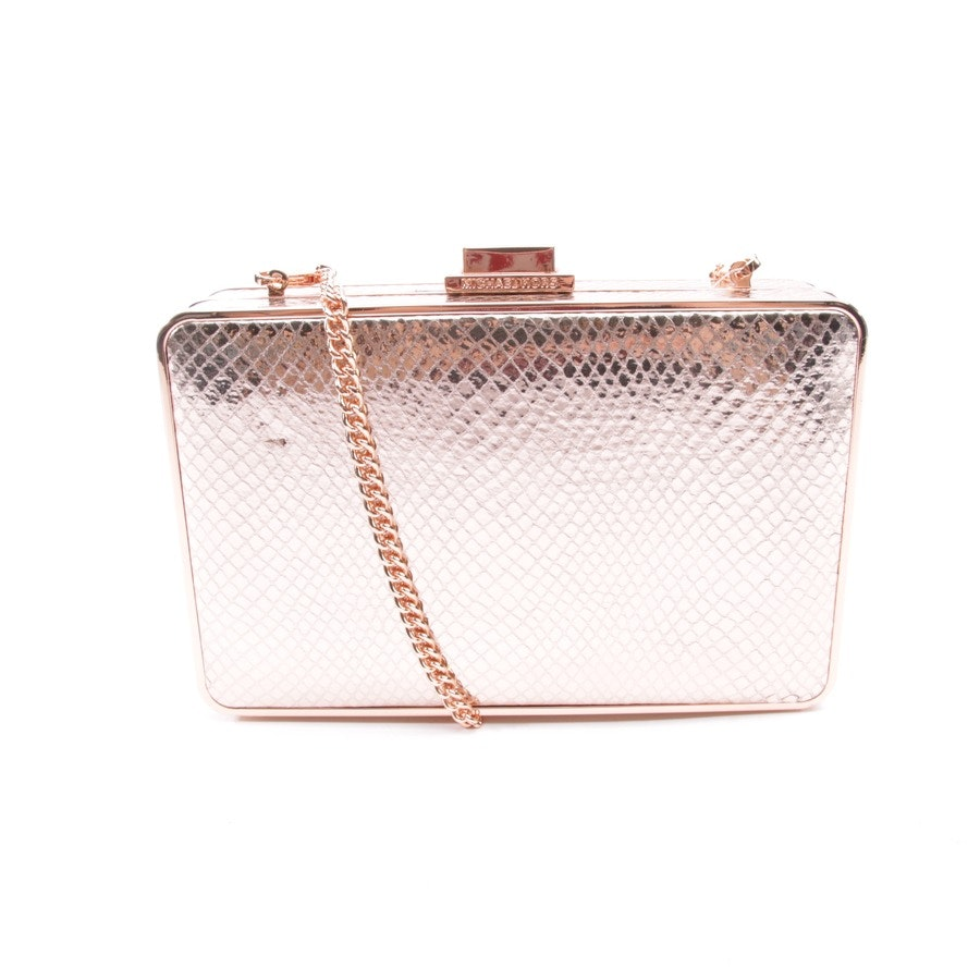 evening bags from Michael Kors in copper