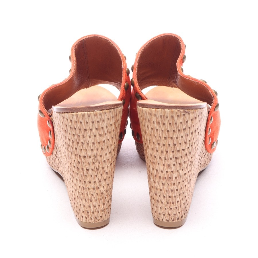 Wedges von Ash in Orange Gr. EUR 37