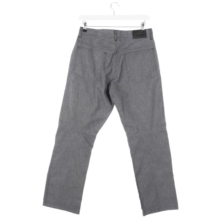 Jeans von Hugo Boss Black Label in Blau Gr. W32