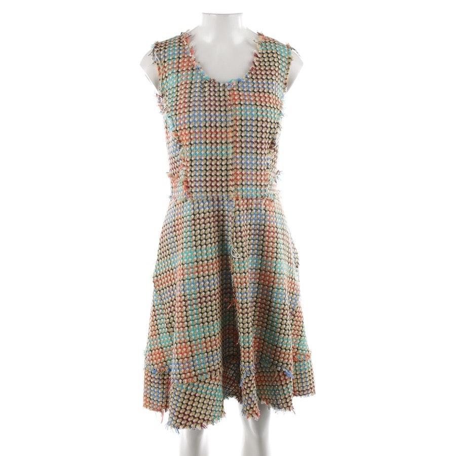 Kleid von Missoni M in Beige und Multicolor Gr. 36 IT 42 - Neu