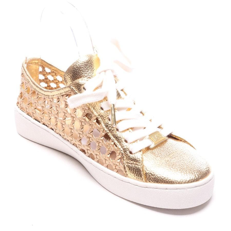 Sneaker von Michael Kors in Gold Gr. EUR 37 US 7 - Neu