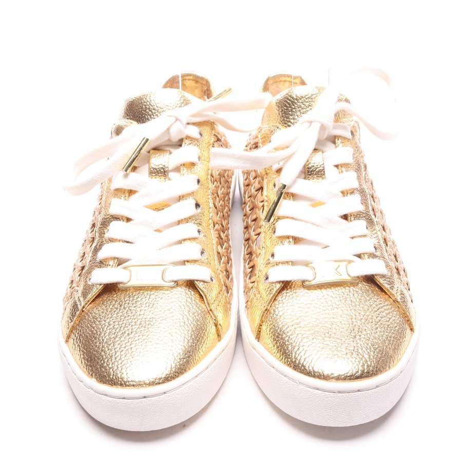 trainers from Michael Kors in gold size EUR 37 US 7 - new