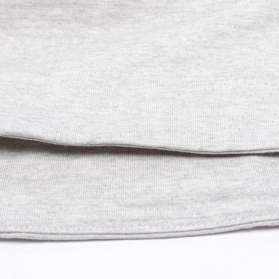 Sweatshirt von Dorothee Schumacher in Grau meliert Gr. 40 / 4
