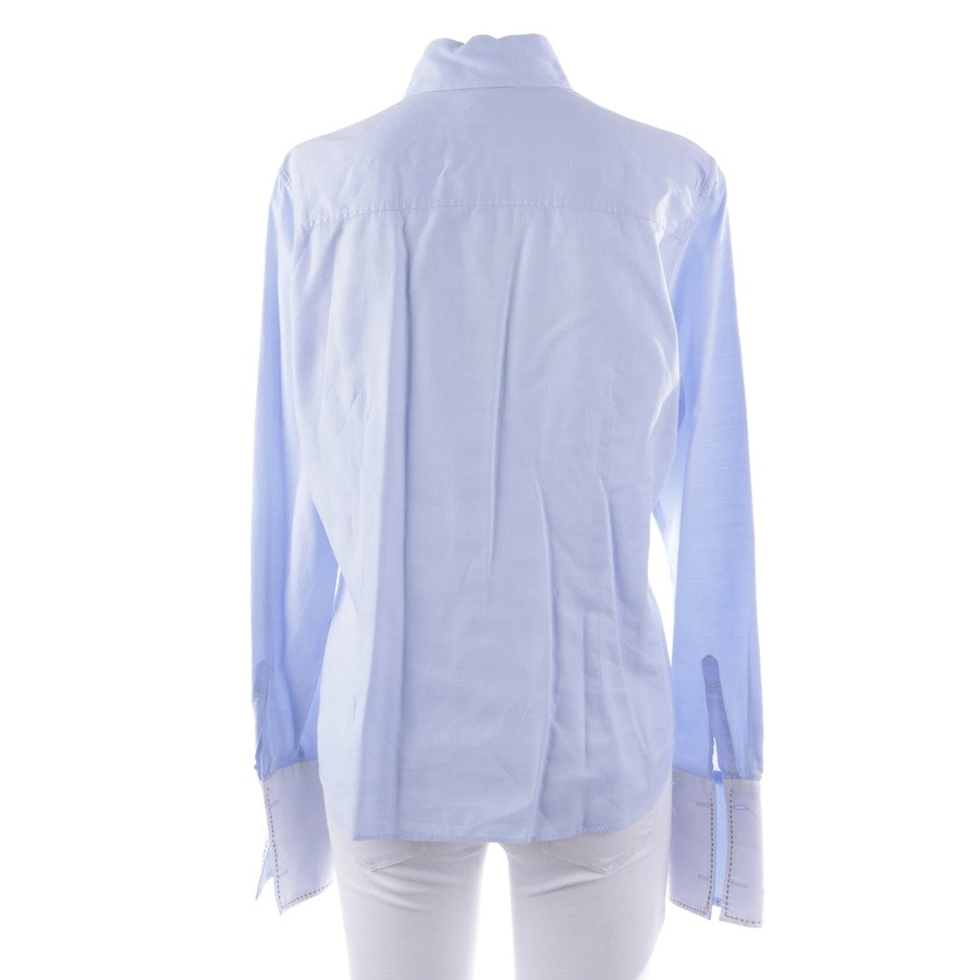 Bluse von Van Laack in Blau Gr. 40
