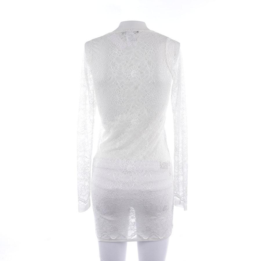 Kleid von Patrizia Pepe in Cremeweiß Gr. 36 / 2