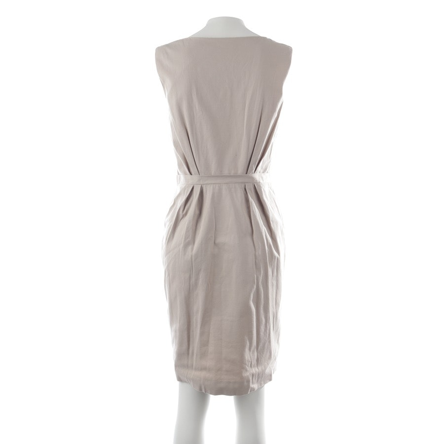 Kleid von Paul Smith in Beige Gr. 38 IT 44