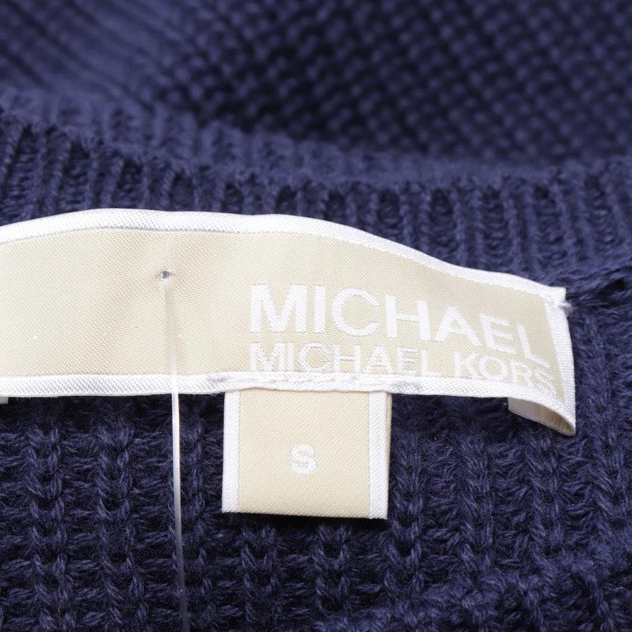 knitwear from Michael Kors in dark blue size 36