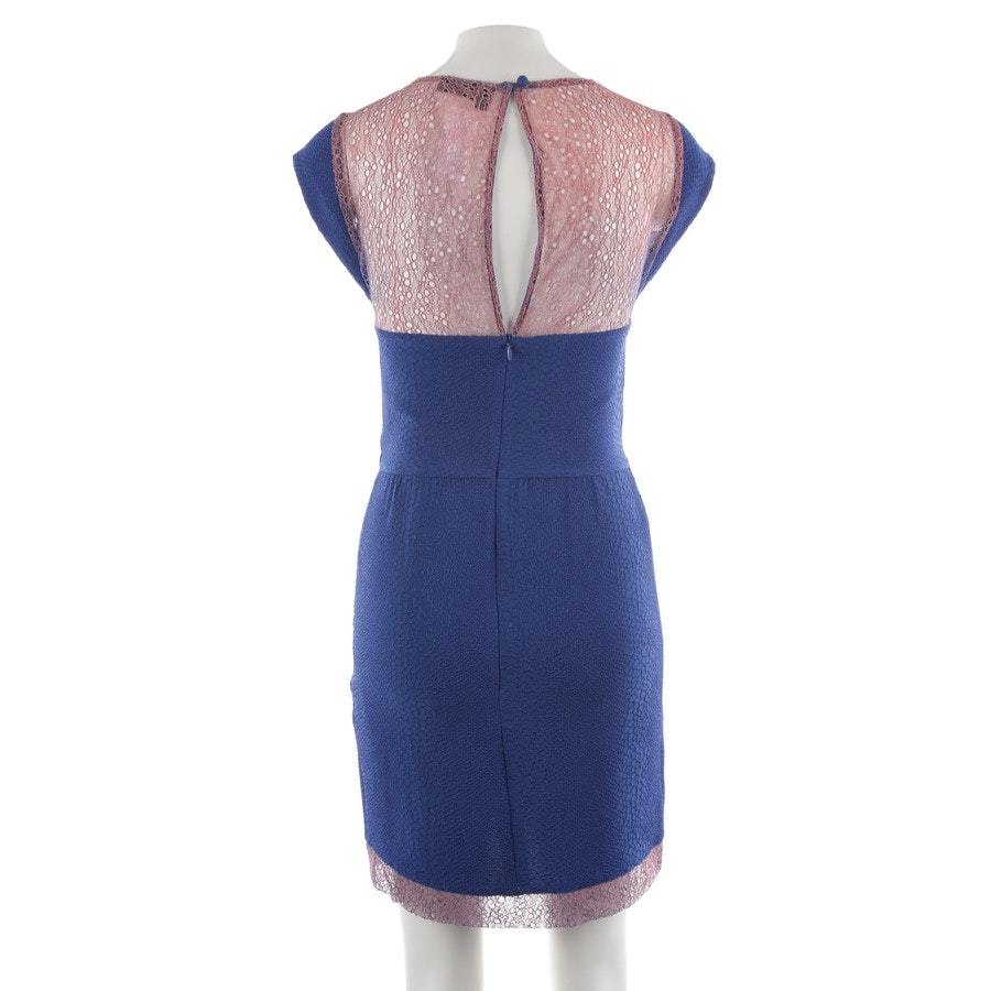 dress from The Kooples in blue and pink size 32
