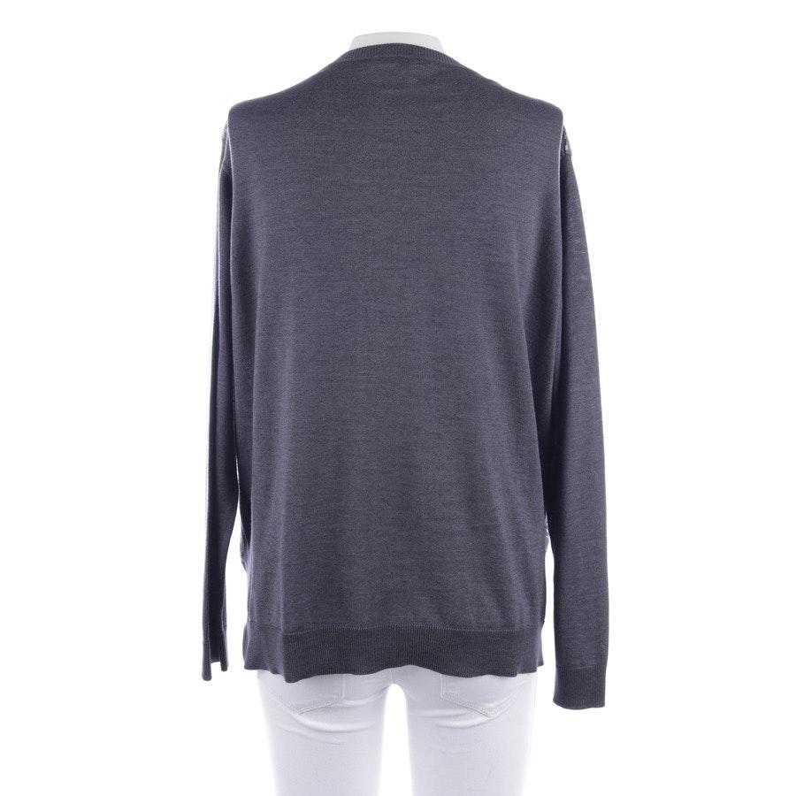knitwear from Louis Vuitton in grey size 40