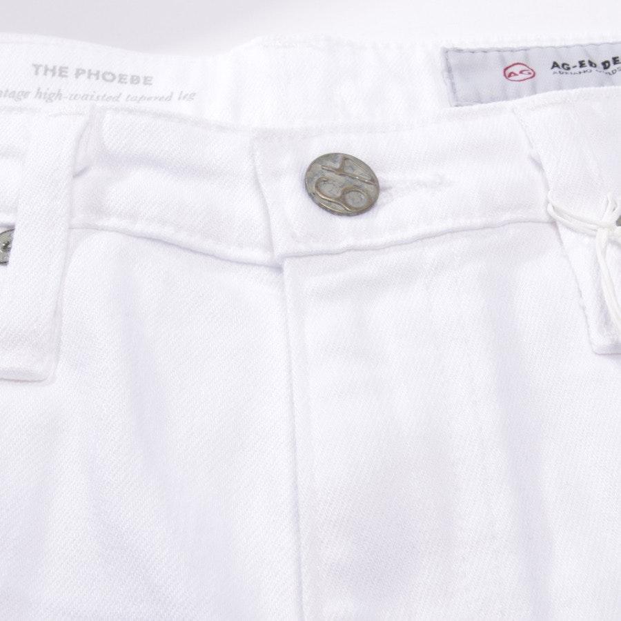 Jeans von AG Jeans in Weiß Gr. W27 - Phoebe - NEU!