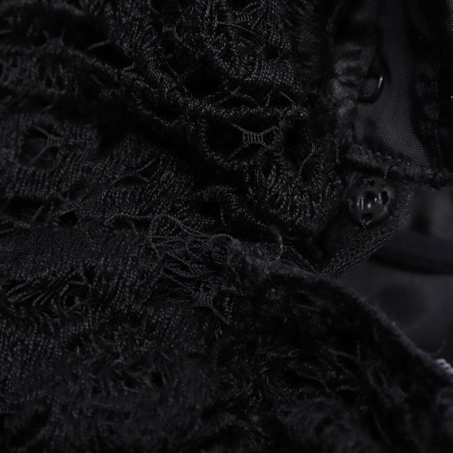 Spitzenkleid von Dolce & Gabbana in Schwarz Gr. 34 IT 40