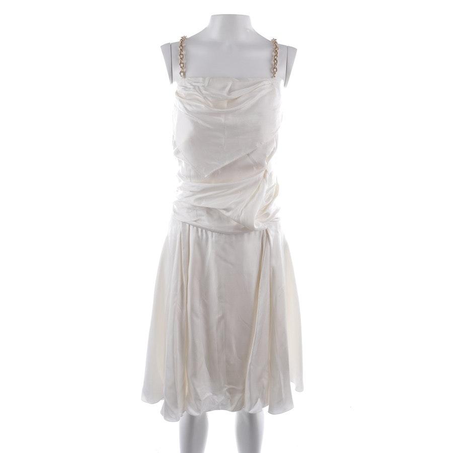 Seidenkleid von Louis Vuitton in Weiß Gr. 36 FR38 - Seide