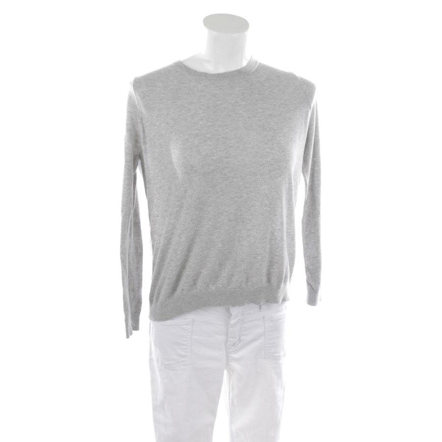 Pullover von Gant in Grau und Weiß Gr. 34