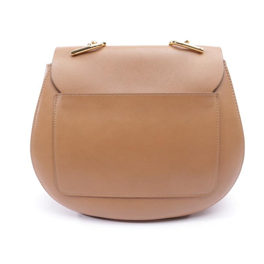 Crossbody Bag von Chloé in Braun und Beige - Drew Large