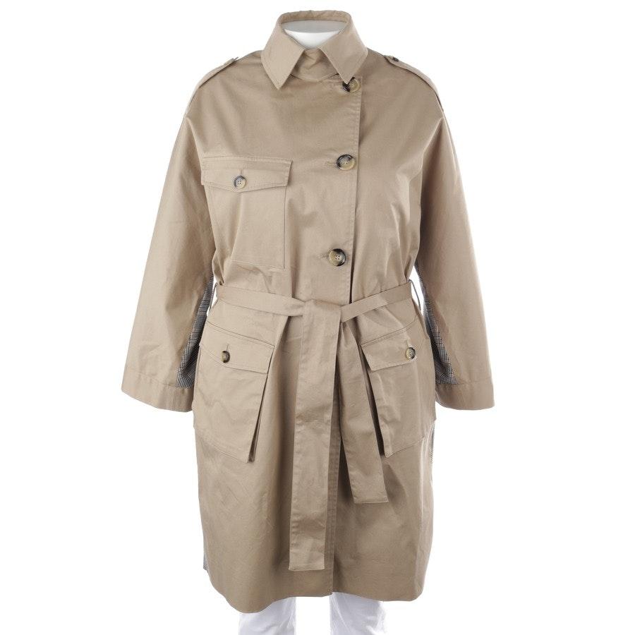 between-seasons jackets from The Kooples in beige green size 34 - new