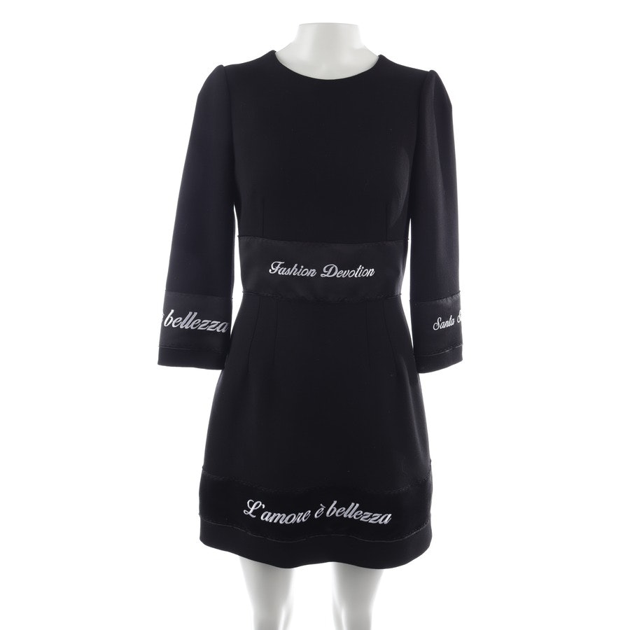 dress from Dolce & Gabbana in black and white size 32 IT 38