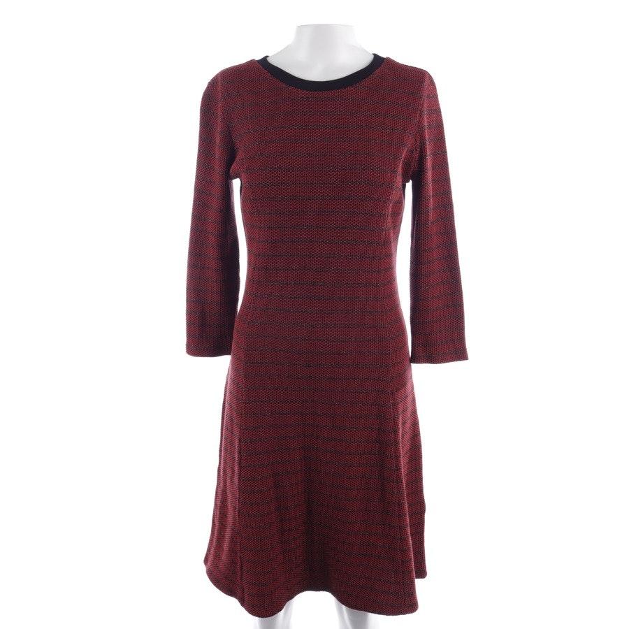 Kleid von Hugo Boss Orange in Rot Gr. XS