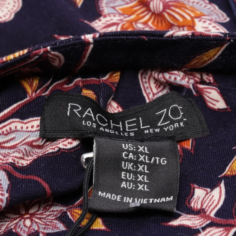 Maxikleid von Rachel Zoe in Multicolor Gr. XL - Neu