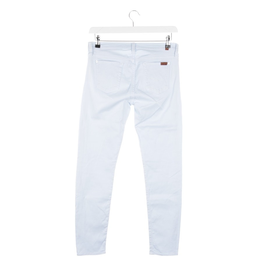 Jeans von 7 for all mankind in Hellblau Gr. W30