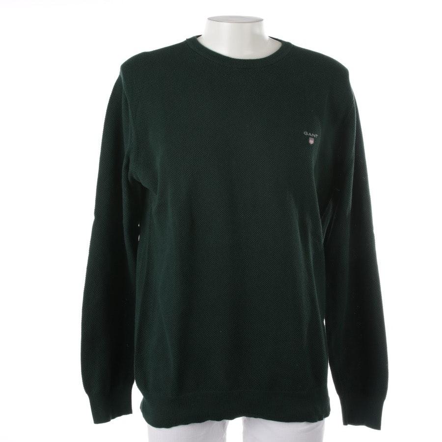 Pullover von Gant in Dunkelgrün Gr. 2XL